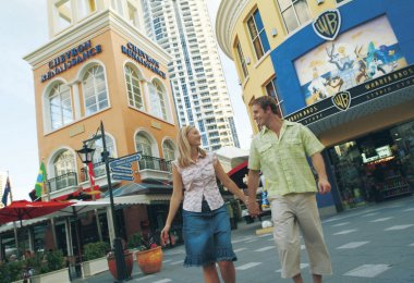 Surfers Paradise Shopping