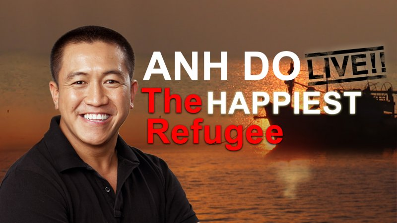 Ahn Do The Happiest Refugee