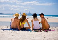 Gold Coast Surfers Paradise Beach