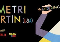 Demetri Martin – Wandering Mind Tour Photo From HOTA