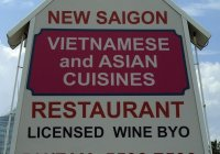 New Saigon Restaurant